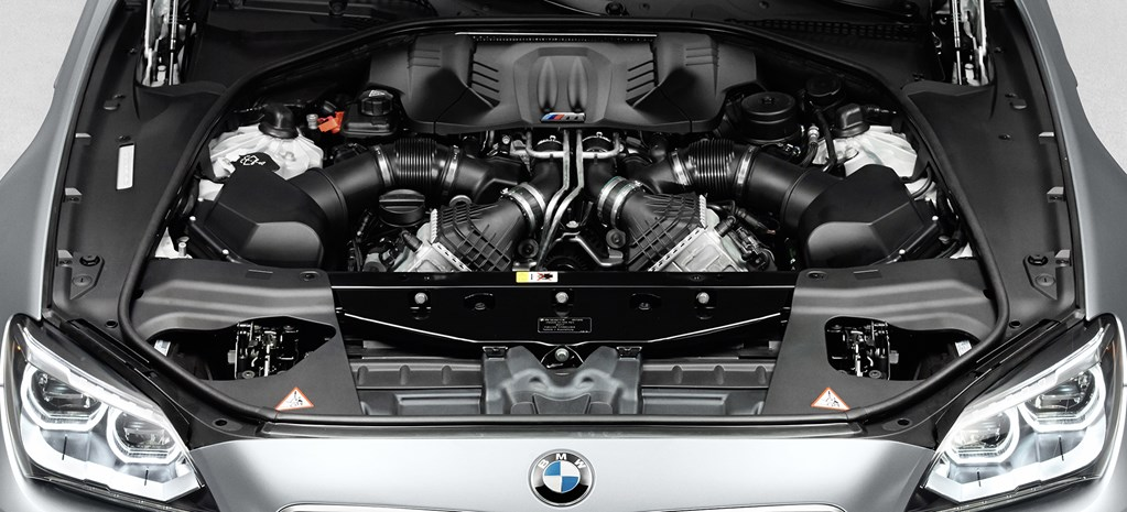 Numbers game for BMW engines