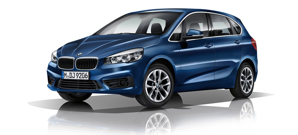 Front-drive BMW priced from $44,400