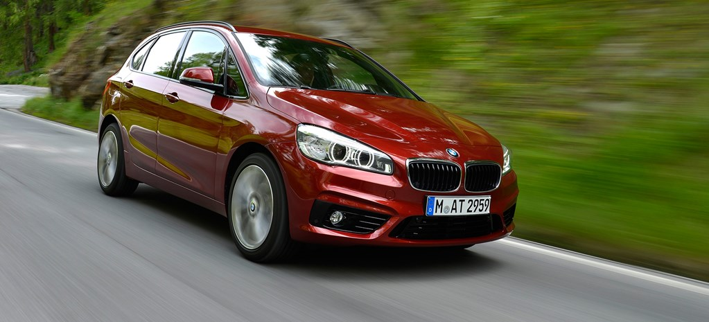 First Drive: BMW 2 Series Active Tourer