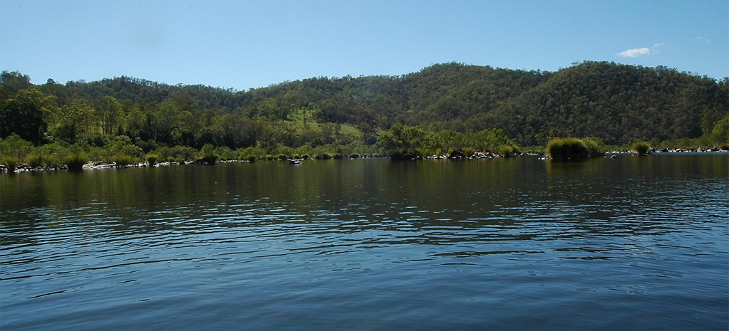 Clarence River, NSW
