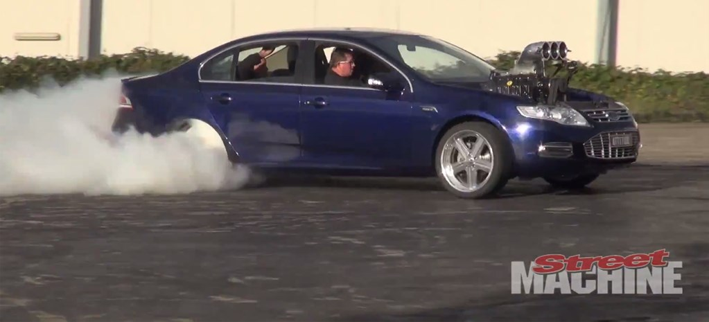 VIDEO: If You Want To Rev It – Chev It!