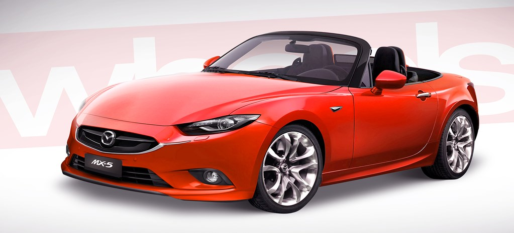 Sub-$40k MX-5 for Mazda's new roadster