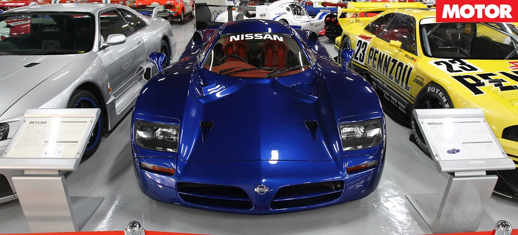 GALLERY: Nissan's DNA Garage