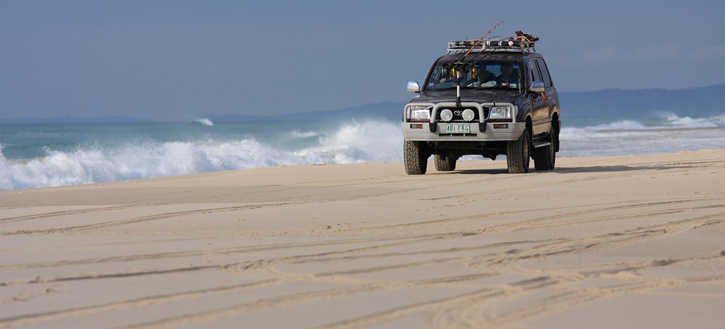 Moreton Island, Queensland