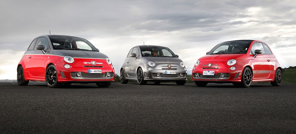 First Fang: Fiat 500 & Abarth