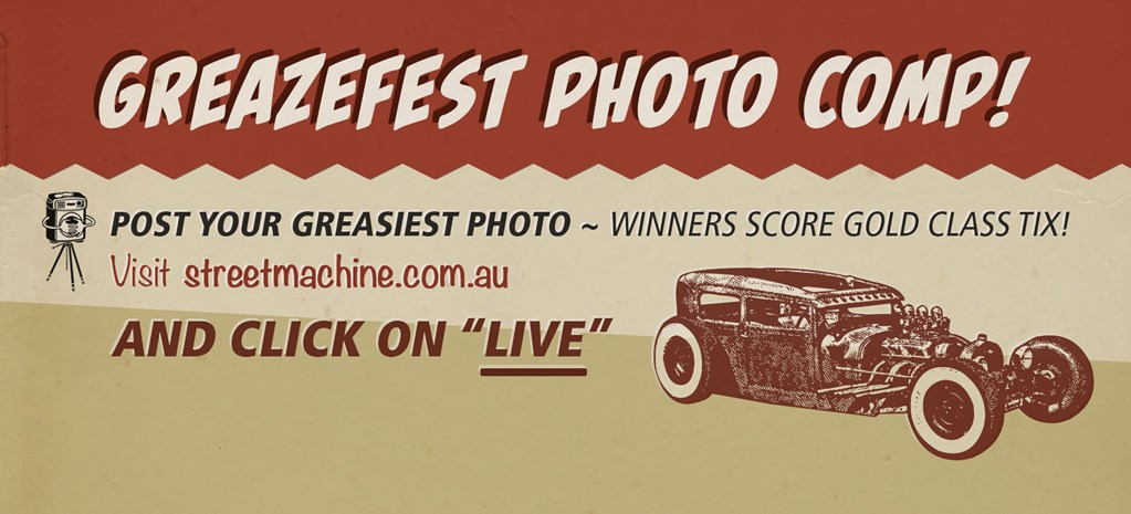 GREAZEFEST PHOTO COMPETITION
