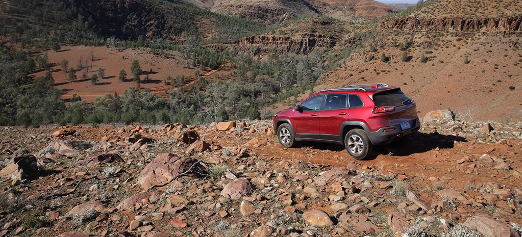 Jeep KL Cherokee review