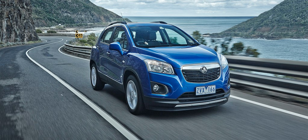 Is Holden seeking a sportier Trax?