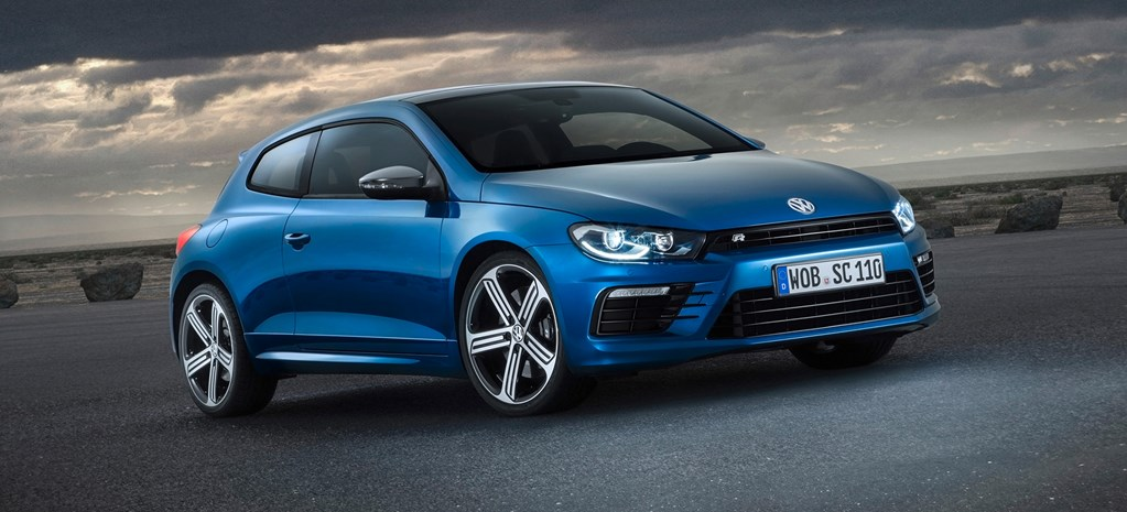 VW confirms Scirocco R for Oz
