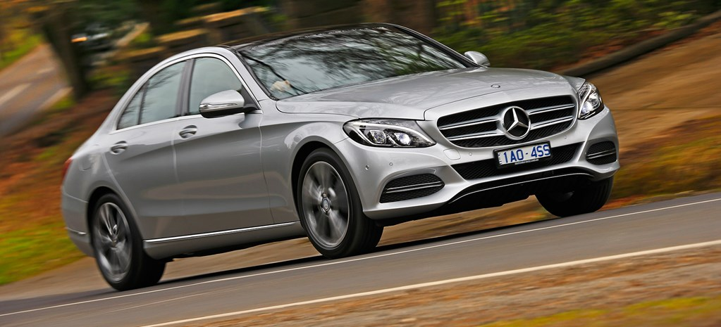First Drive: Mercedes-Benz C-Class sedan