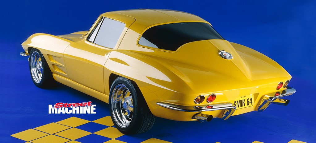 SMOTY HALL OF FAME: FRANK REJTANO'S CORVETTE