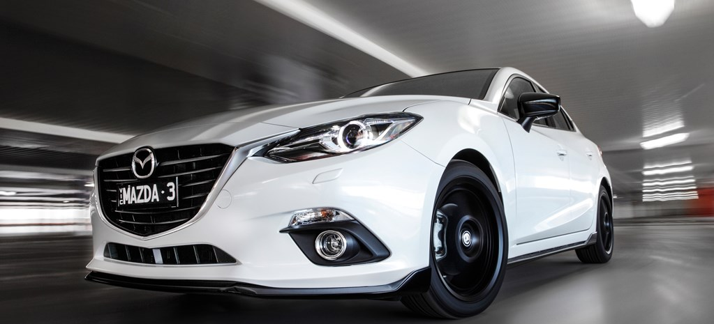 Mazda 3 MPS hot hatch for 2016