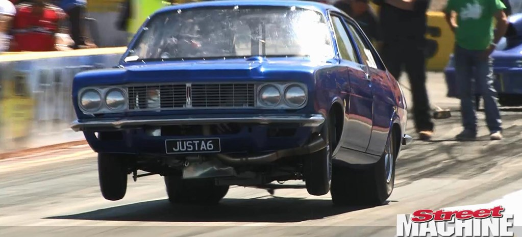 VIDEO: AUSTRALIA'S QUICKEST HEMI SIX