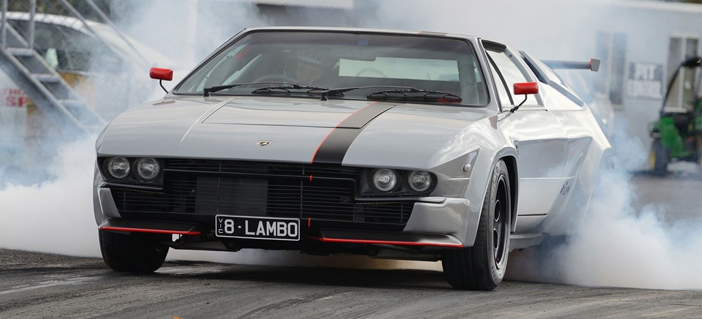 Blown LS1-powered Lamborghini Jalapa