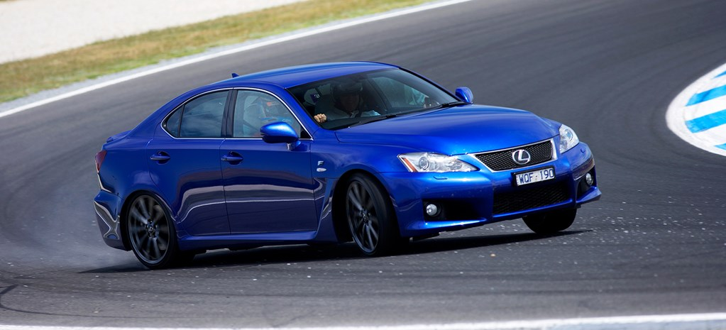 Lexus plans more F models, but not SUVs