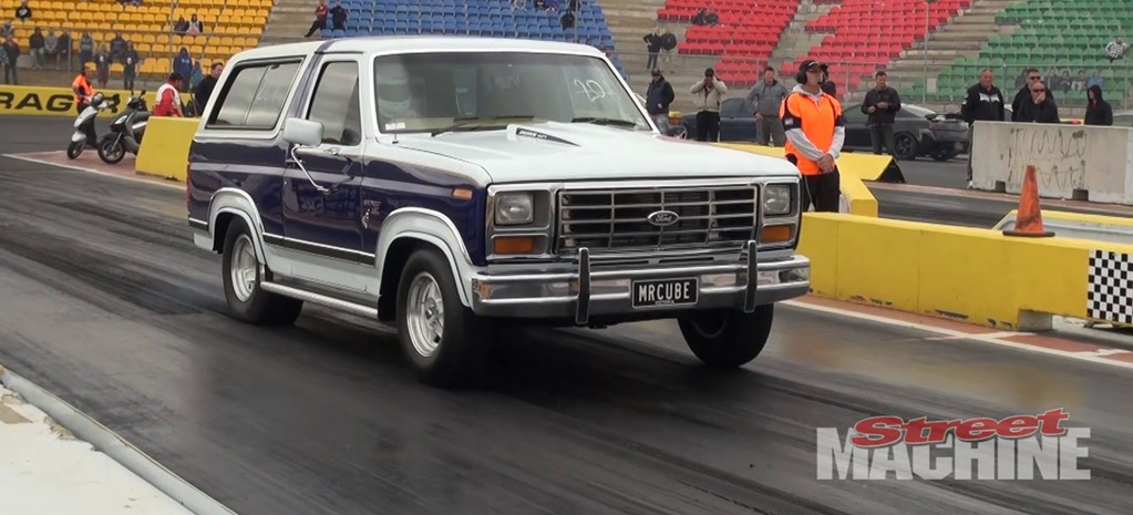 YOU WON'T BELIEVE HOW QUICK THIS FORD BRONCO IS