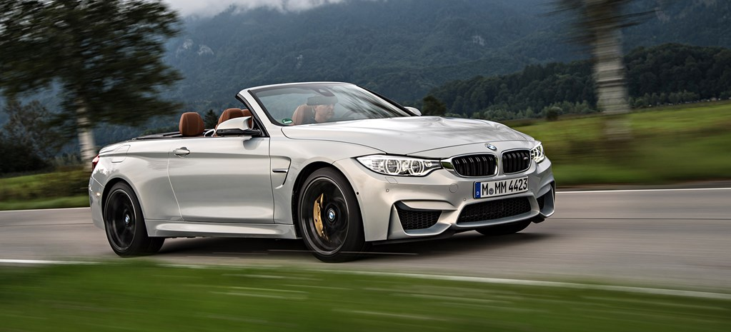 BMW M4 Convertible First Review