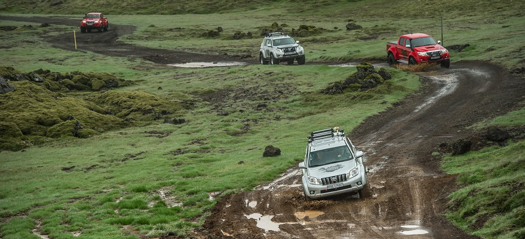 Arctic Trucks in Iceland: Video