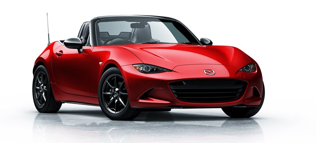 Stunning new Mazda MX-5