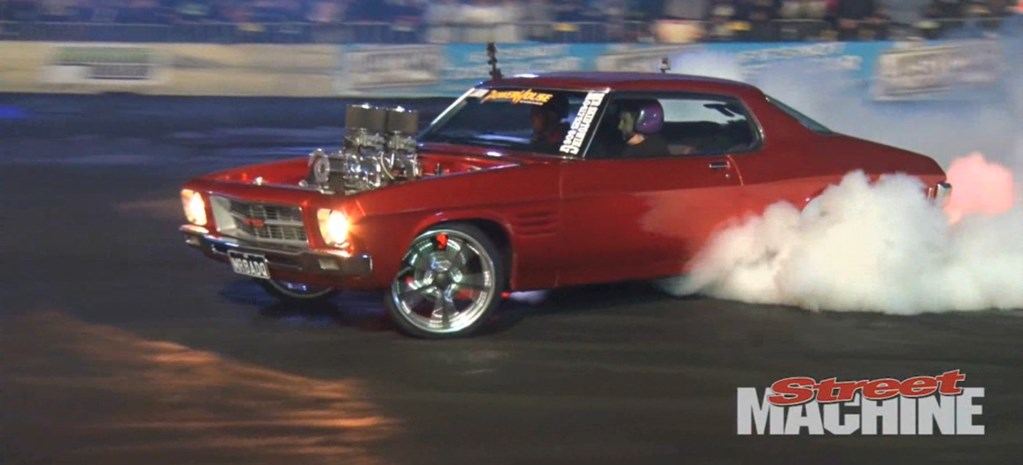 VIDEO: BURNOUTS UNLEASHED