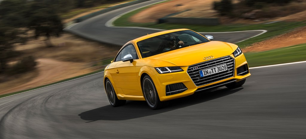 Audi TT first review