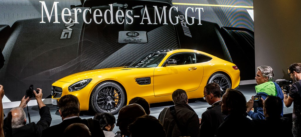 Mercedes-AMG GT technical secrets revealed
