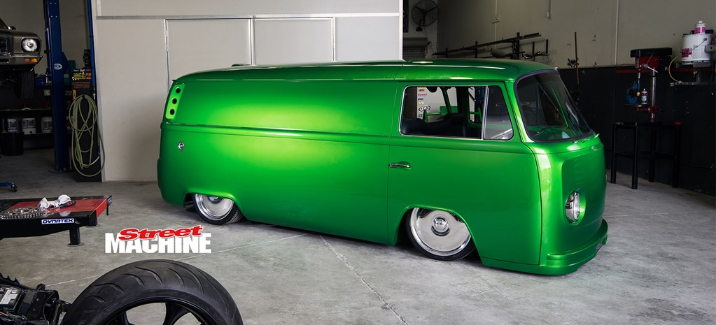GALLERY: BLISS N ESO'S CUSTOM KOMBI