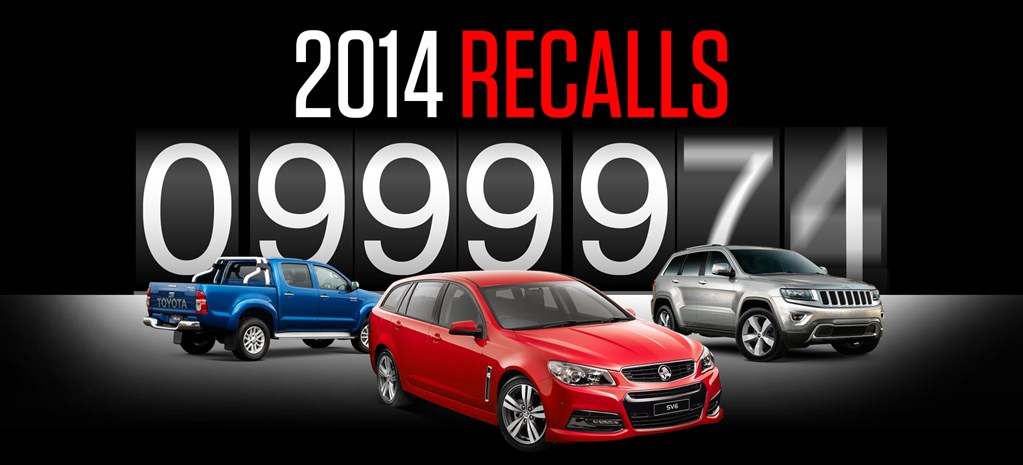 Recall record: what's wrong with our cars?