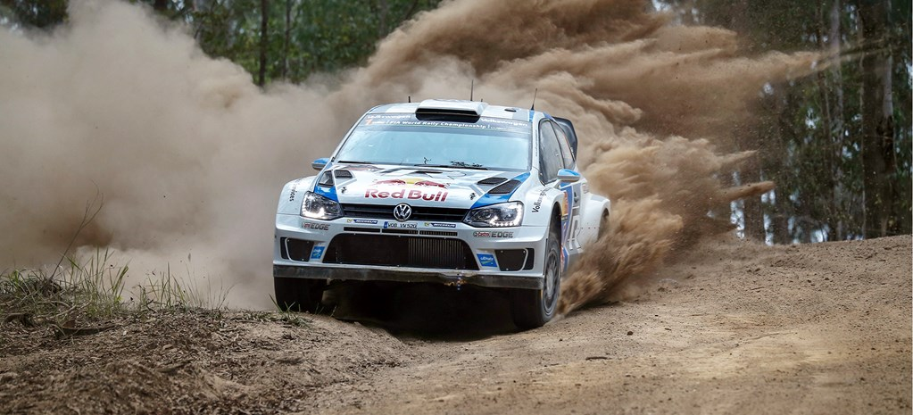 WRC Rally Australia Review