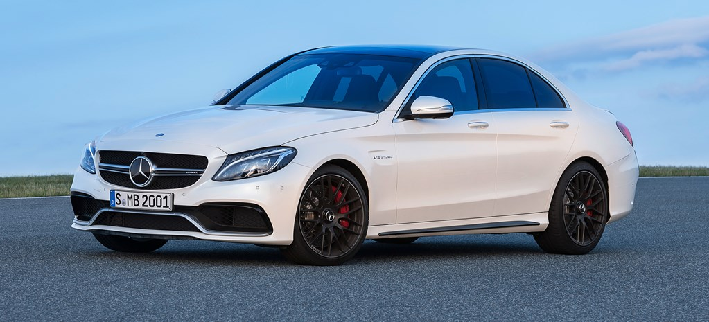 Mercedes-AMG C63 S first official pics