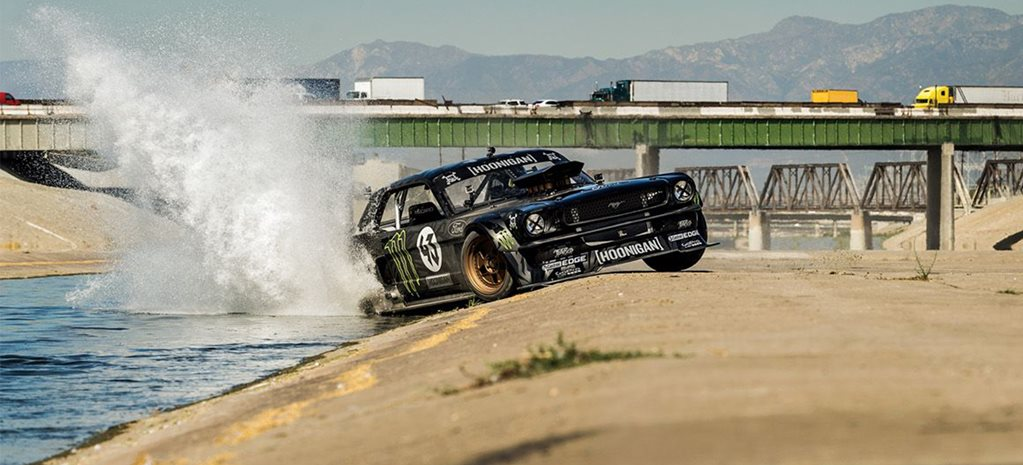Video Ken Block Gymkhana Seven