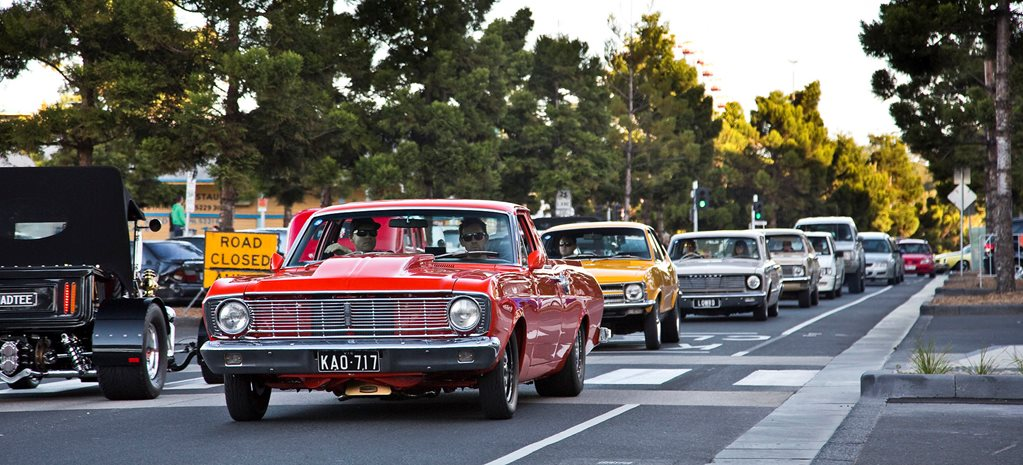GALLERY: STREET CRUISE TAKES OVER GEELONG