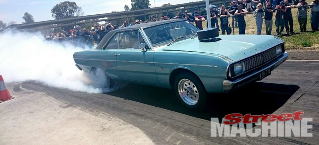 VIDEO: MOPAR MUSCLE AT HEATHCOTE RACEWAY