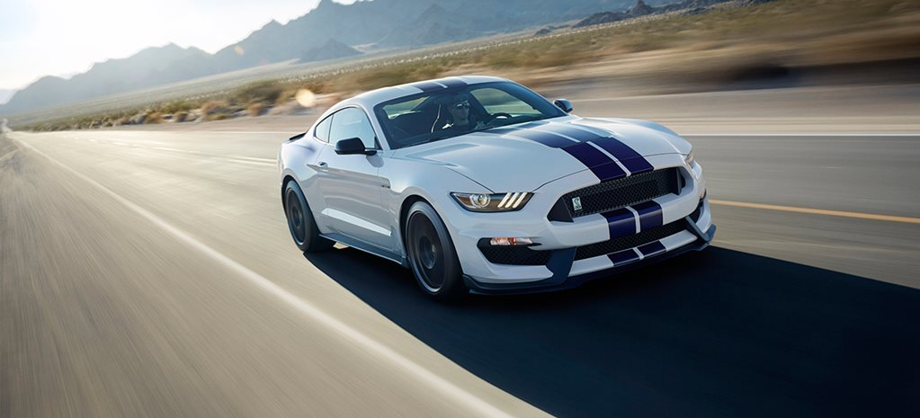 GALLERY: SHELBY GT350