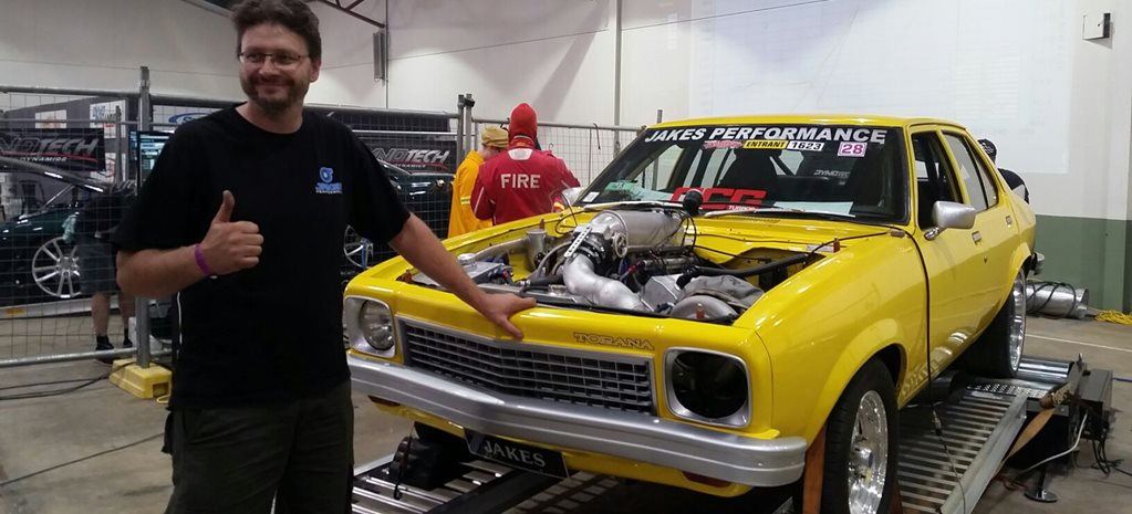 VIDEO: 2000HP TORANA AT SUMMERNATS