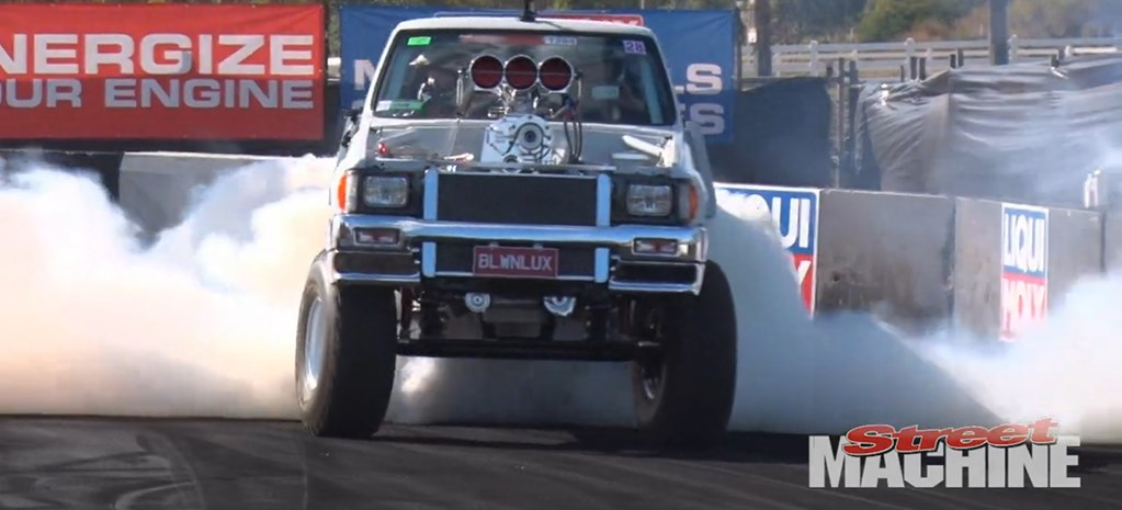 VIDEO: BURNOUT MASTERS QUALIFYING
