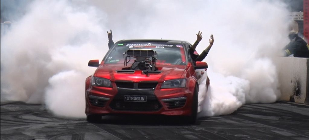 VIDEO: SUMMERNATS 28 BURNOUT MASTERS