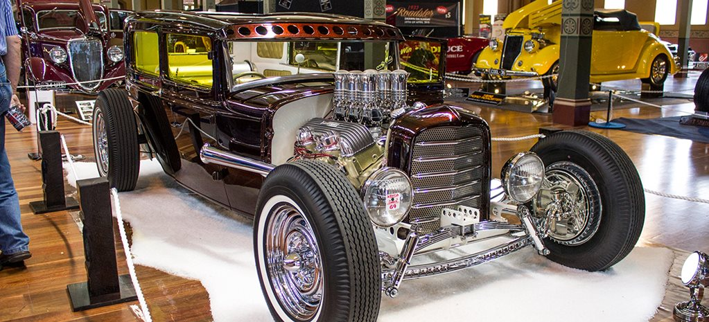 VIDEO: 2015 VICTORIAN HOT ROD SHOW