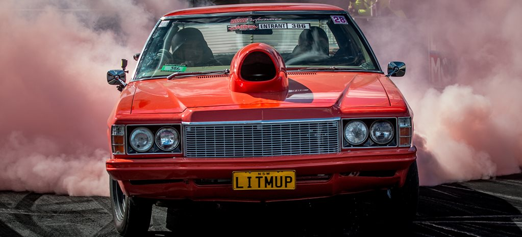 VIDEO: ON THE REDLINE! LITMUP SUMMERNATS BURNOUT