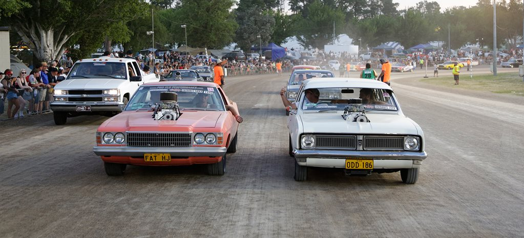 VIDEO: SUMMERNATS 28 SUPERCRUISE