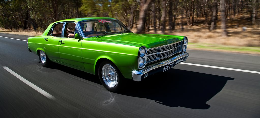GALLERY: 630HP ZD FAIRLANE