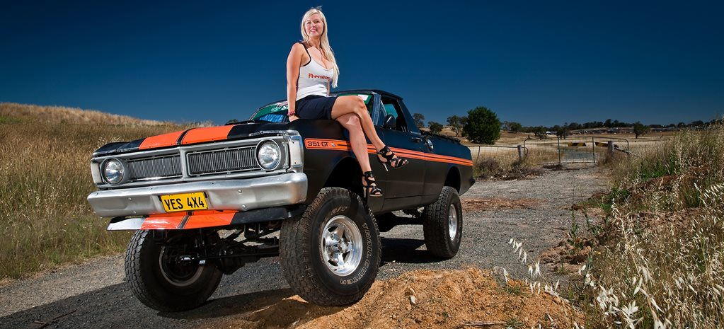 GALLERY: IRON MAIDEN FORD XY 4X4