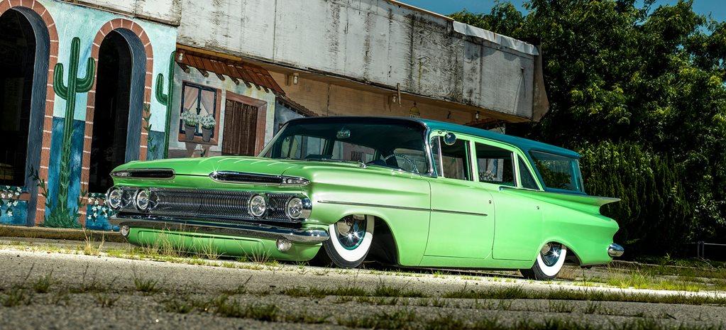 1959 Chevrolet Brookwood Wagon
