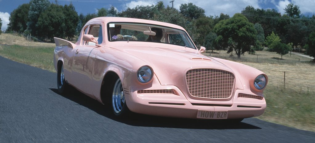 WHERE ARE THEY NOW? THE HEMI-POWERED ZELUKOVIC STUDEBAKER