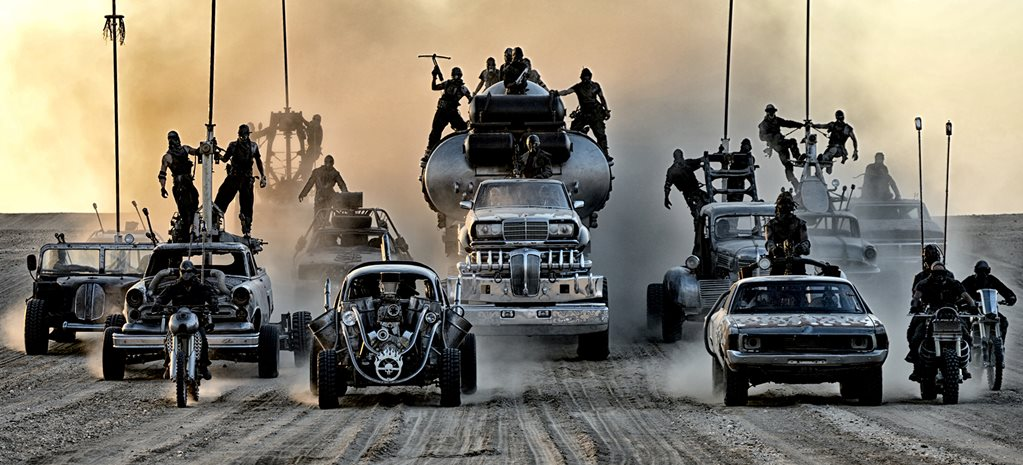 VIDEO: MAD MAX - FURY ROAD