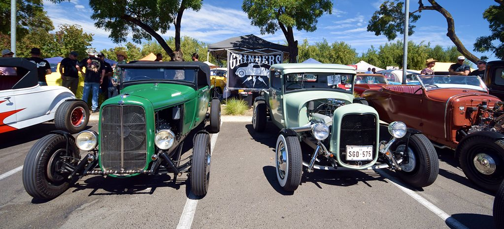 KUSTOM KULTURE WEEKEND: RODS, BOBBERS & CUSTOMS