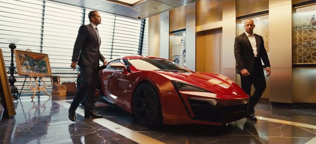 VIDEO: THE MOST EXPENSIVE CAR IN FAST & FURIOUS HISTORY