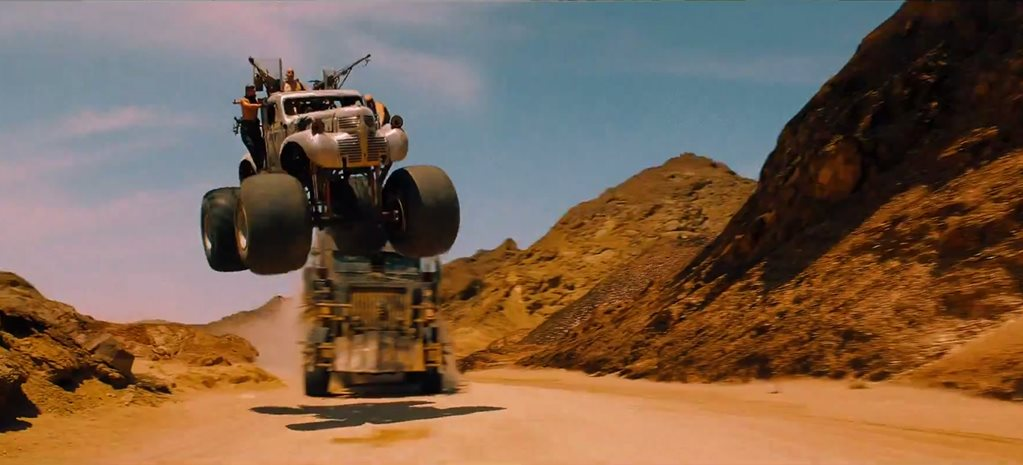 VIDEO: SIX WEEKS UNTIL MAD MAX: FURY ROAD
