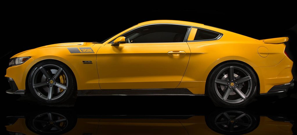 GALLERY: NEW 2015 SALEEN MUSTANG