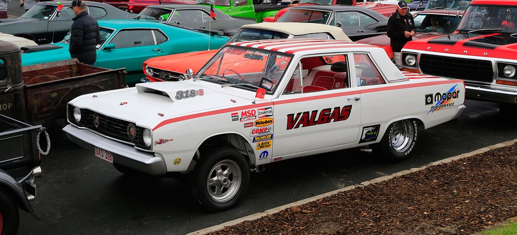 GALLERY: INSANE VE VALIANT GASSER